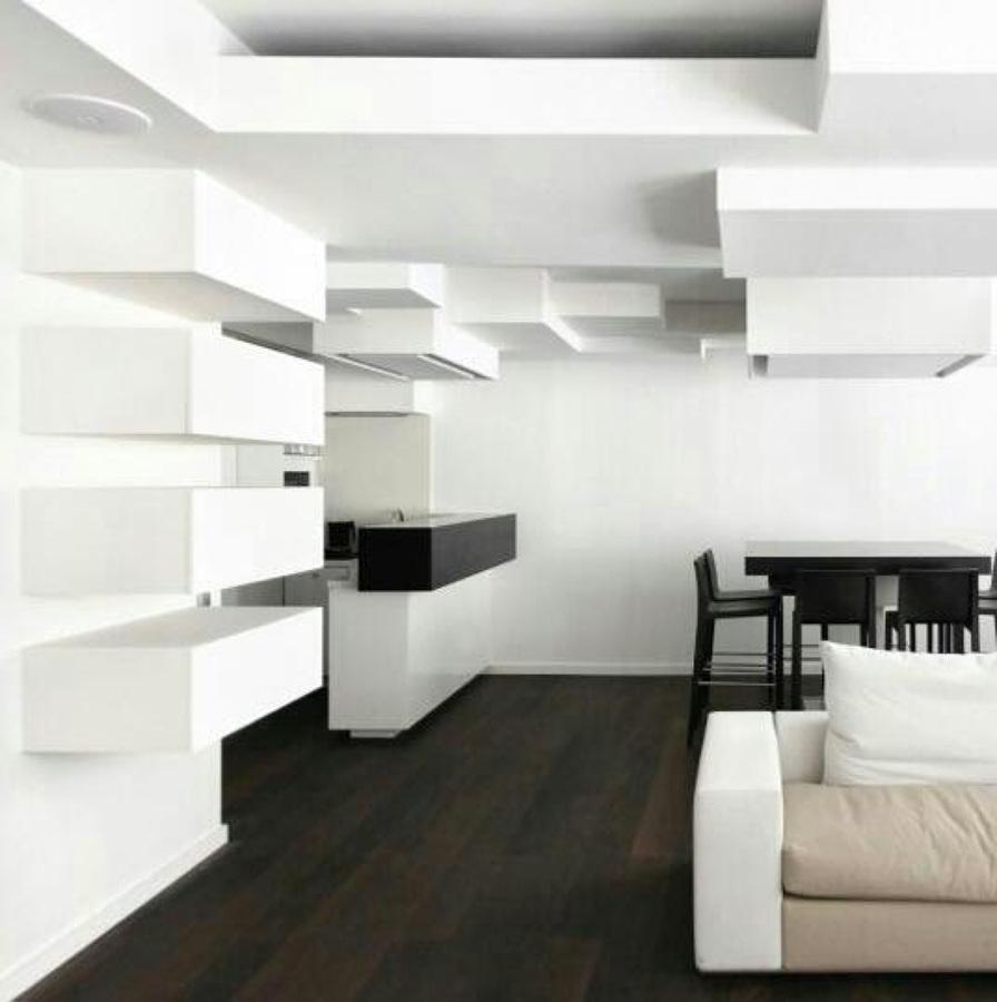 Relieves en tablaroca ideas remodelaci n casa - Muebles con tabla de planchar ...