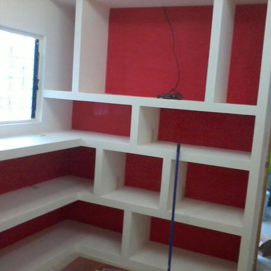 Relieves en tablaroca ideas remodelaci n casa for Closet de tablaroca modernos