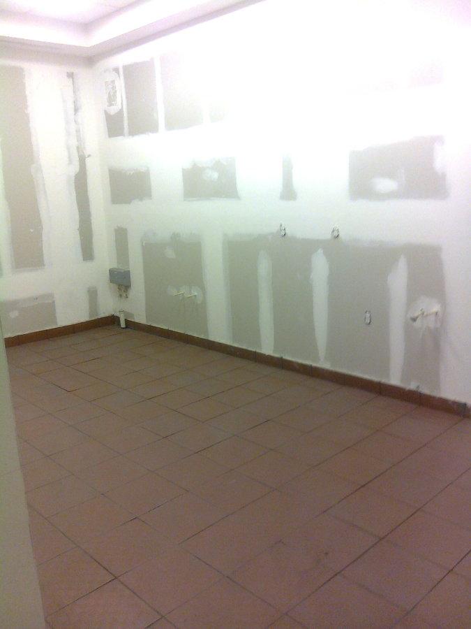 Tablaroca y colocación de pisos