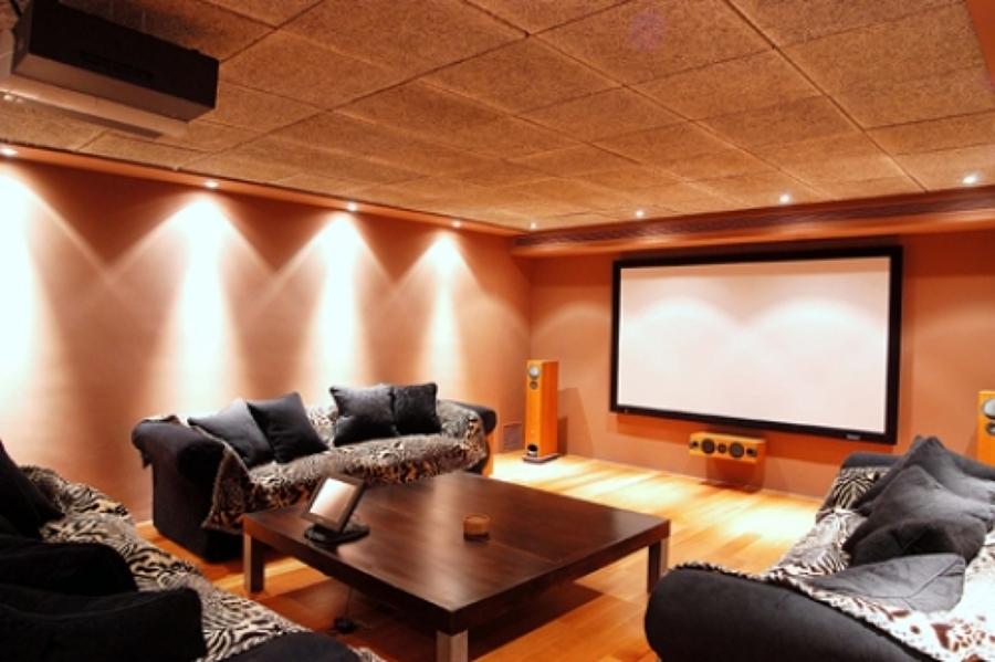 Teatro en casa hi-fi