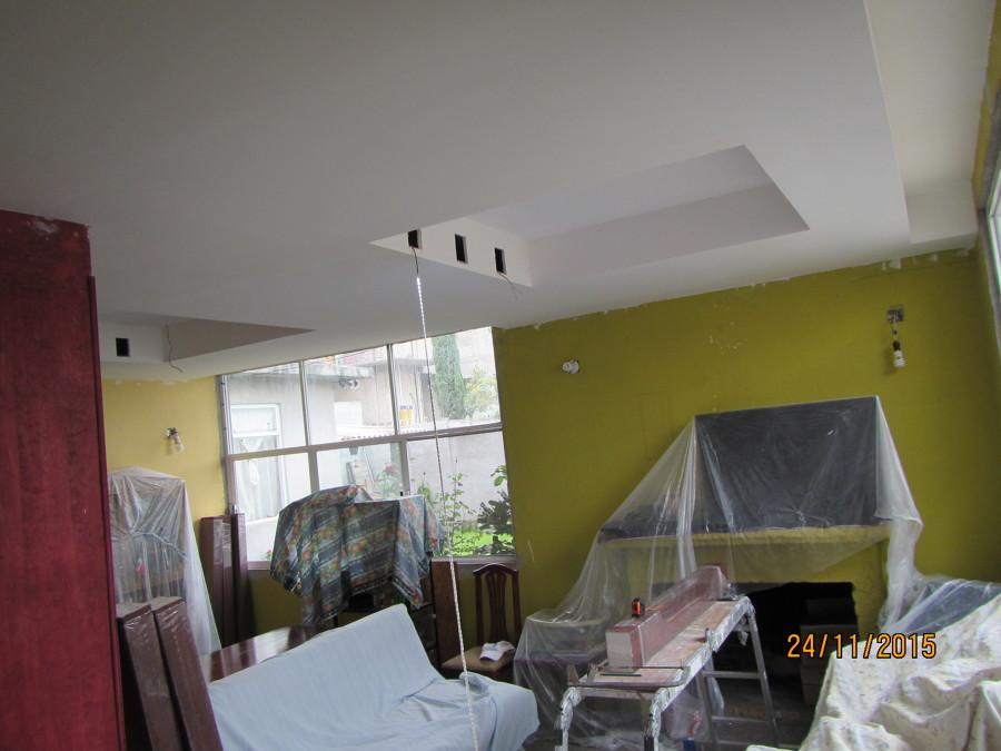 Foto techo falso de adic arquitectos 168015 habitissimo for Falso techo rustico