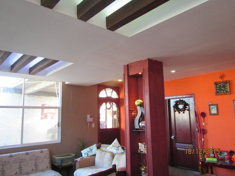 Foto techo falso de adic arquitectos 168021 habitissimo - Falso techo decorativo ...