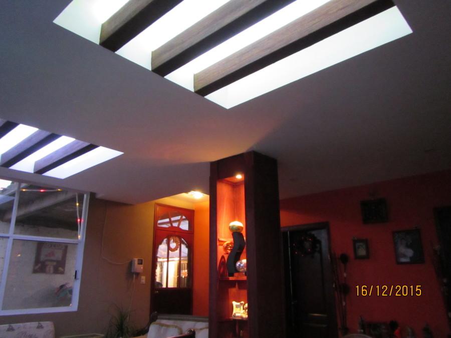 Foto techo falso de adic arquitectos 168023 habitissimo - Iluminacion falso techo ...