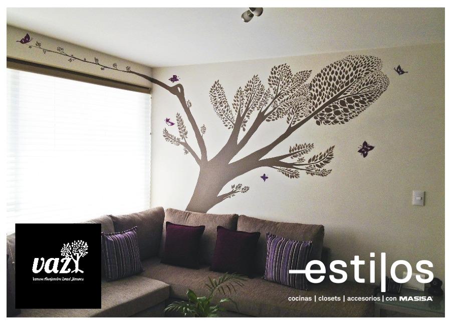 Vaz decoraci n de interiores aplicaciones para muros y for Aplicaciones de decoracion de interiores