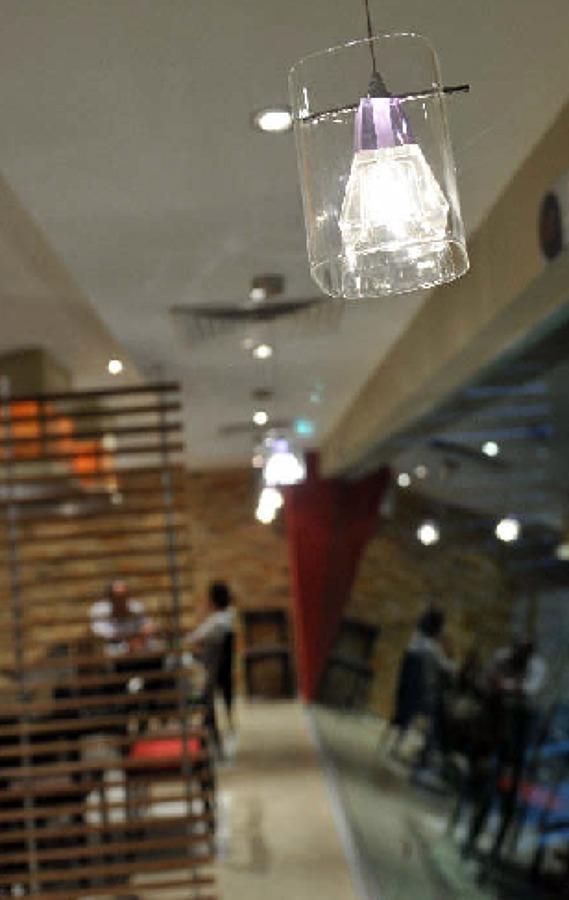 Teppanyaki iluminación