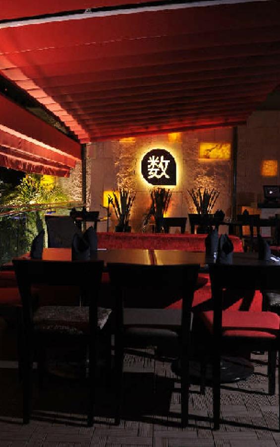 Foto terraza bar de gugarso arquitectos 8497 habitissimo for Nebulizadores para terrazas de bares