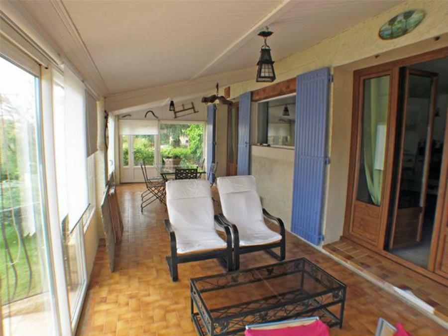 Foto terraza cubierta con ventanas 204475 habitissimo - Cubiertas de terrazas ...
