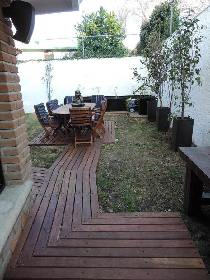 Foto terraza jardin casa mello metepec toluca de - Carrefour terraza y jardin ...