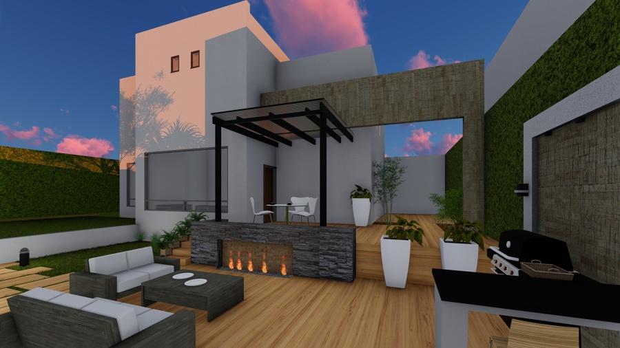 Terraza Y Asador Ideas Arquitectos