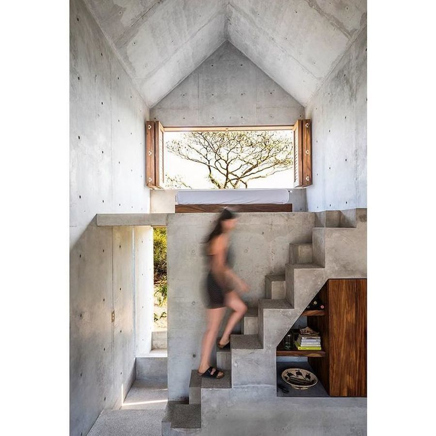 Escaleras Tiny House