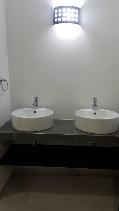 Tipo de lavabos