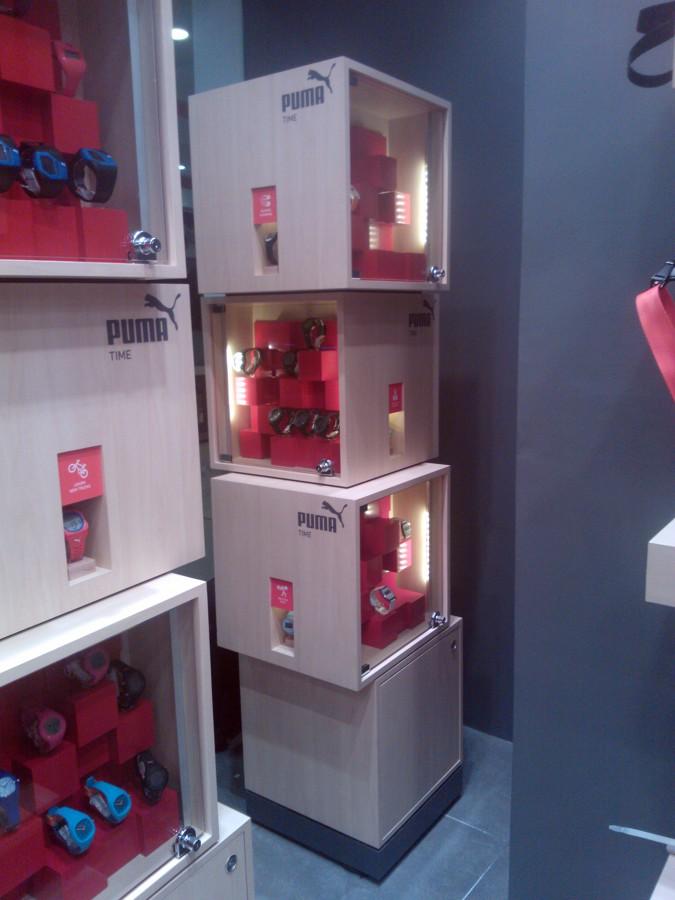 Torres Boutique Puma Time Quorum Buenavista.