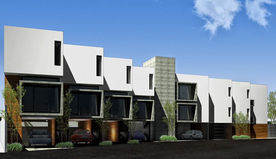 TOWNHOUSES ISA