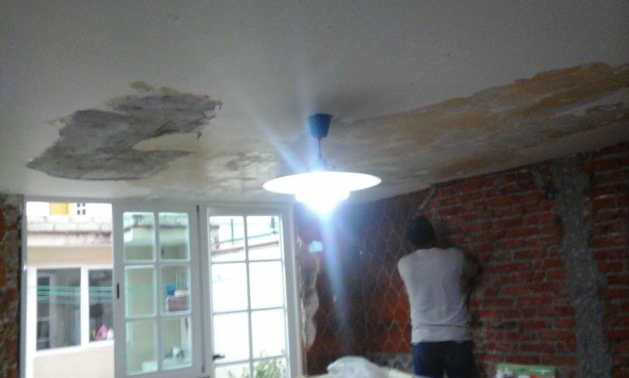 Trabajos previos de demolición y albañilería que se requieren para la remodelación