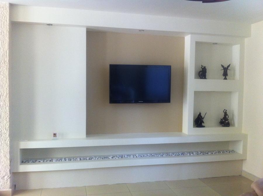 Remodelacion centro de entretenimiento casa chapalita for Muebles para tv en recamara