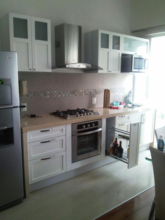 Una cocina de ensue o en un espacio chiquito ideas - Cocinas de ensueno ...