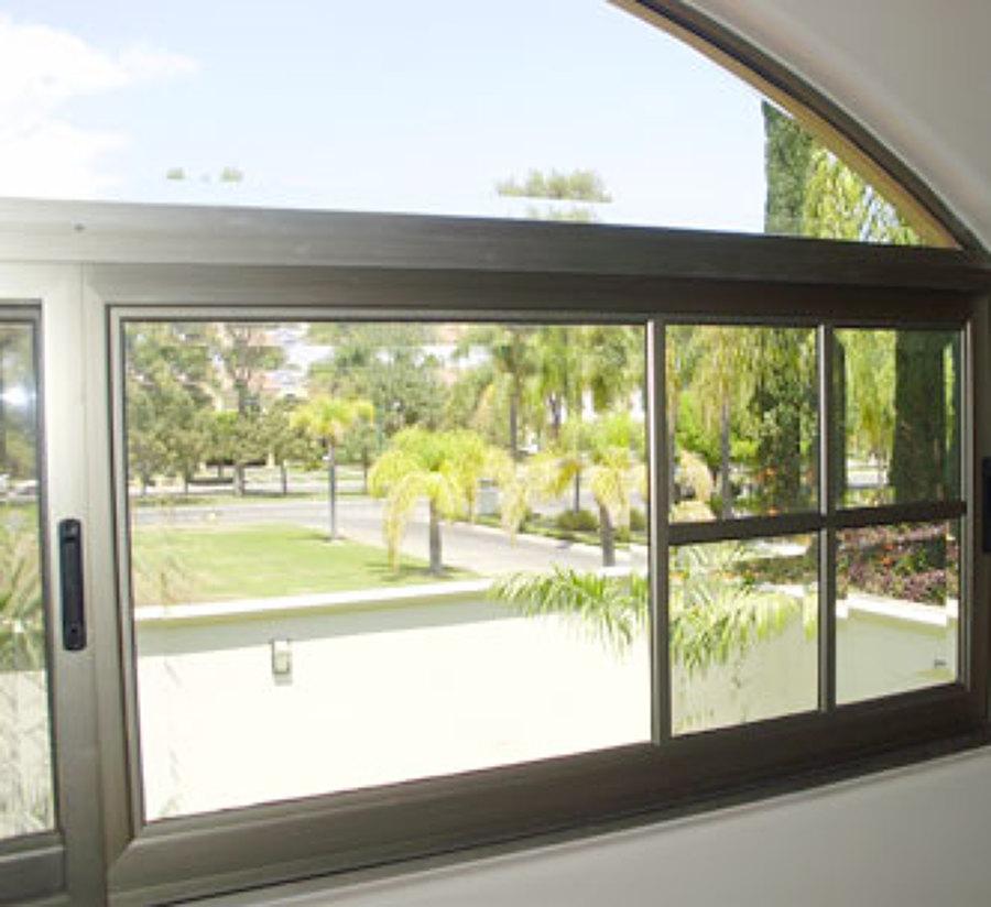 foto ventana serie 3500 l nea espa ola de aluminio y