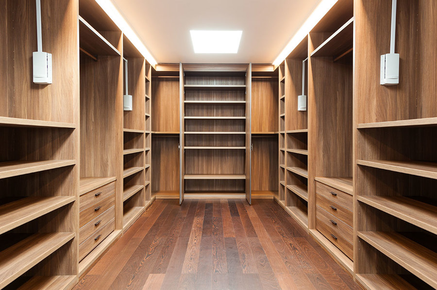vestidor tipo madera