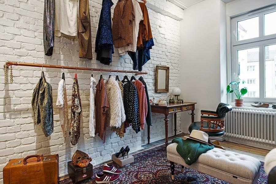 Vestidor estilo vintage