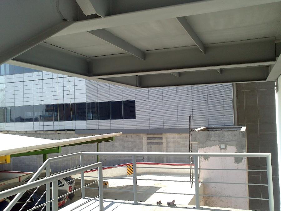 Vista desde piso 1.