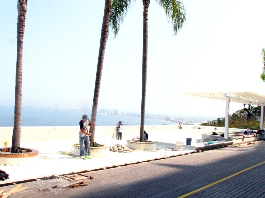 Vista General De La Piscina
