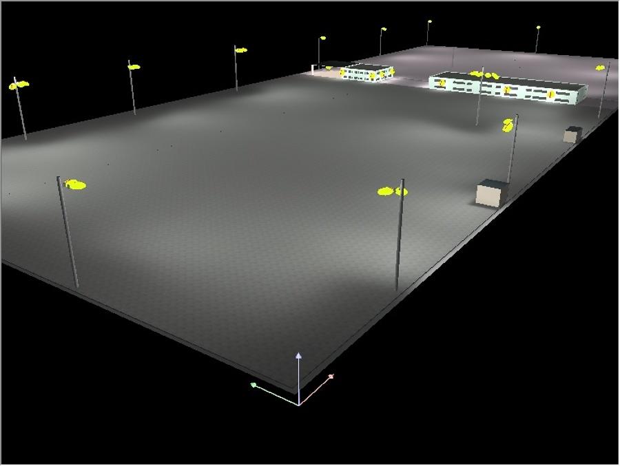 Vista General Niveles de Iluminación 10