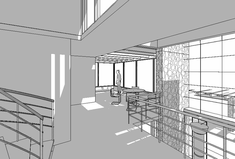 foto vista interior planta alta de t c transforma y On planta alta interior