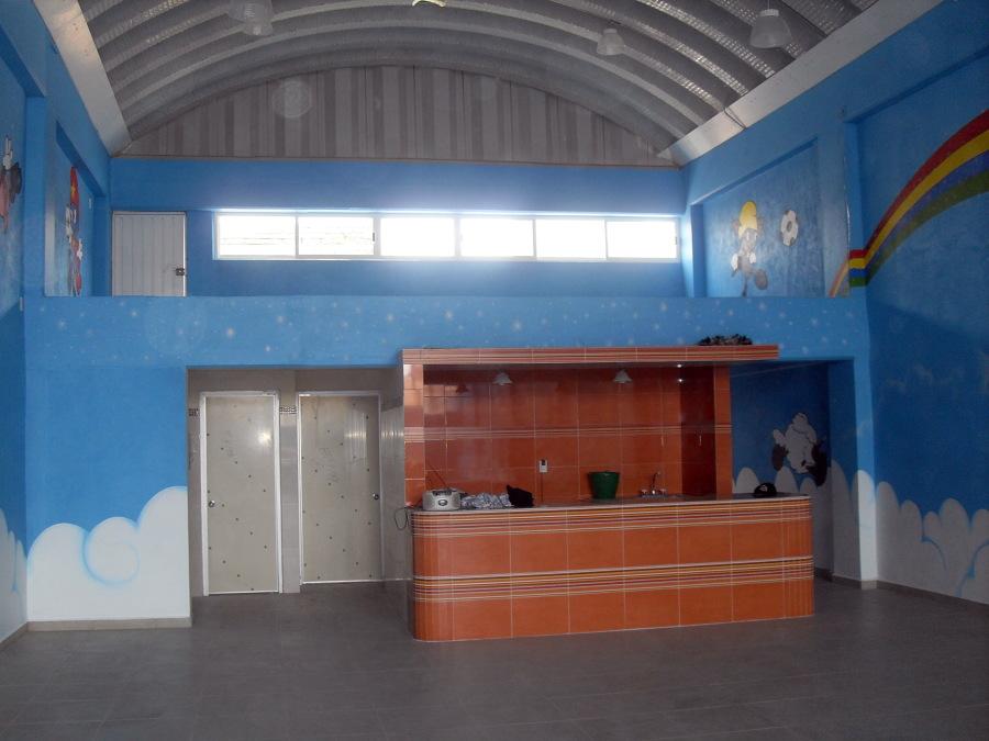Foto Vista Interior De Sal N Para Fiestas Infantiles De