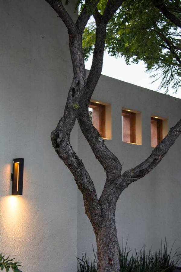 Vista patio interior