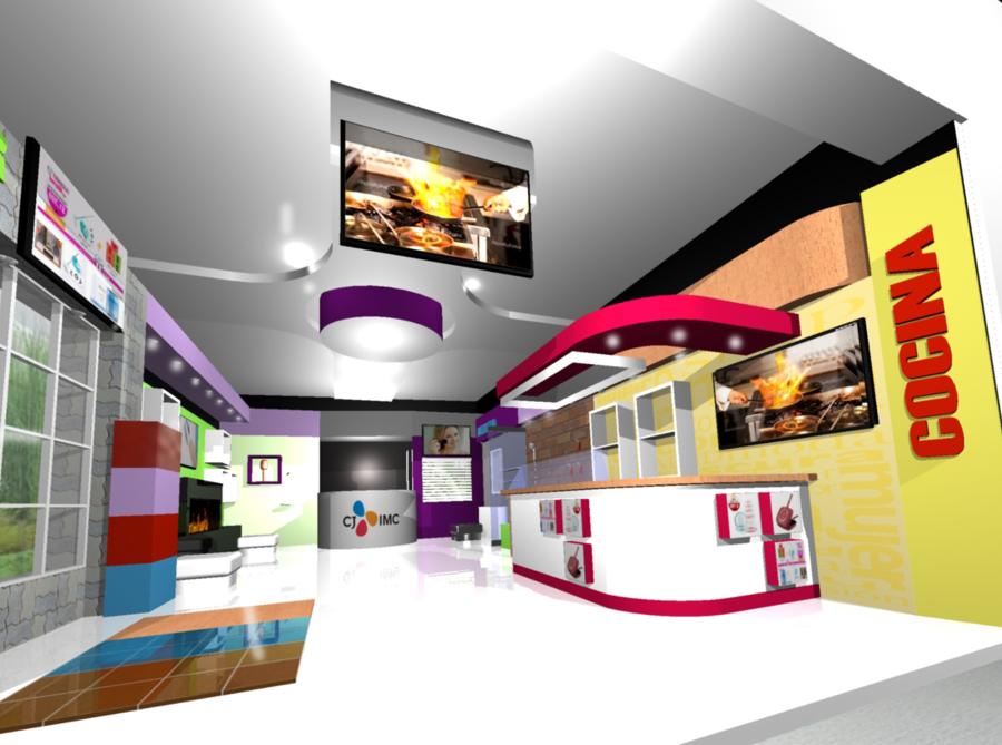 Foto vista proyecto local comercial de dimension4 245082 habitissimo - Proyecto local comercial ...
