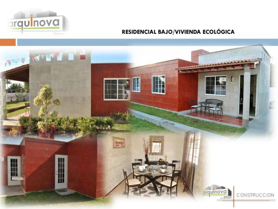 Casas ecotermicas ideas construcci n casa for Ideas construccion casa