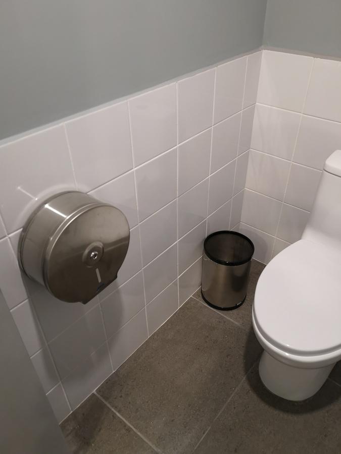 wc institucionales