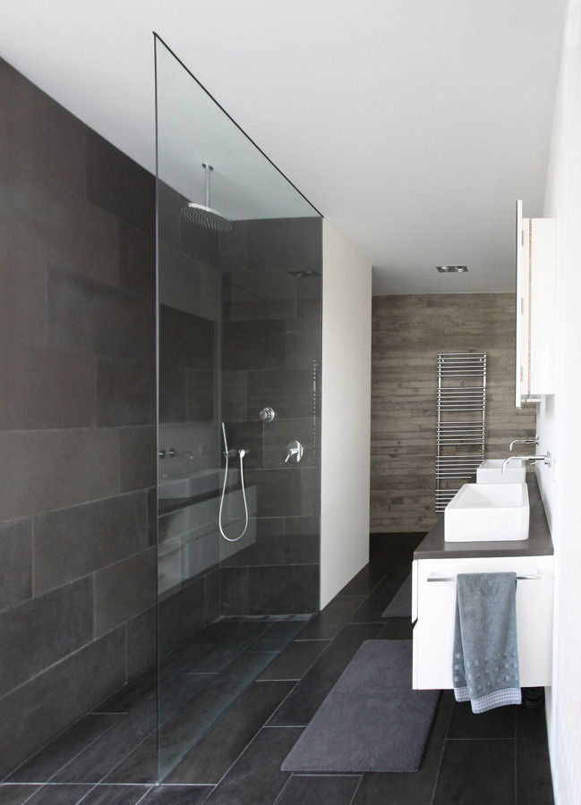 Baño piedra laja