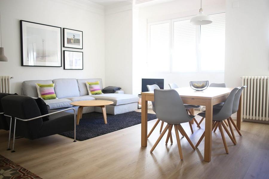 C mo conseguir el perfecto look minimalista ideas dise o for Salon comedor minimalista