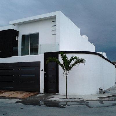 Remodelación, asador y ampliación de casa.
