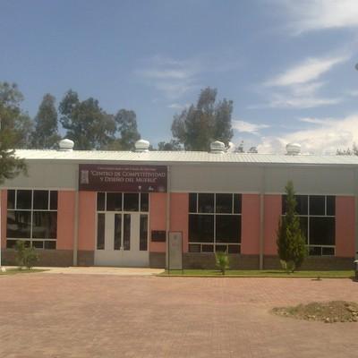 Centro de Competitividad y Diseño del Mueble. Durango, Dgo.