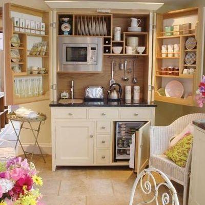 Cómo aplicar el método Marie Kondo a tu cocina
