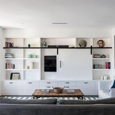 10 salas pequeñas con grandes ideas