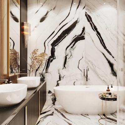 5 pisos de baño con precios
