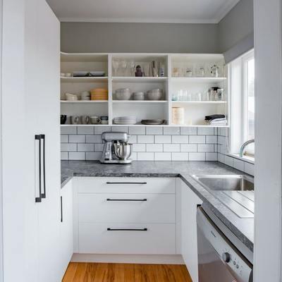 8 soluciones inteligentes de almacenaje para la cocina