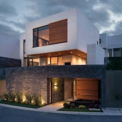Como pintar tu fachada y cambiarle el estilo a tu casa