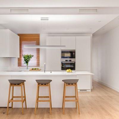 4 toques para tener una cocina algo más moderna