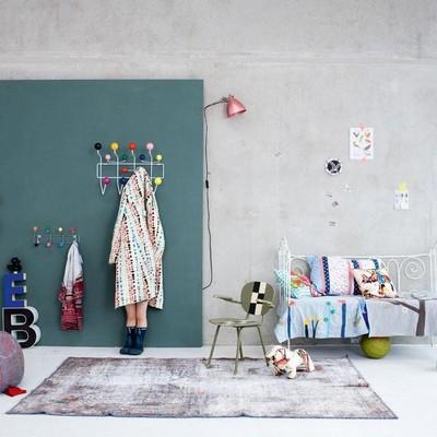 Cabeceros, electrodomésticos e iluminación: mi hogar vintage