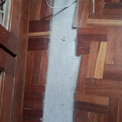 Reparación de parquet de Machiche