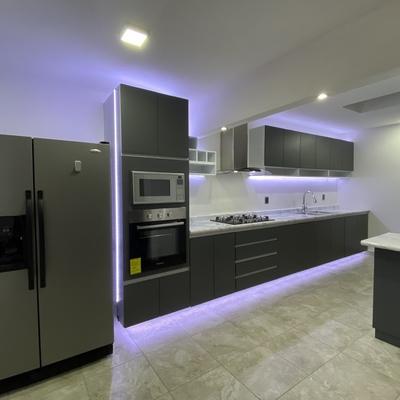 Construcción Ampliación, diseño y fabricación de cocina