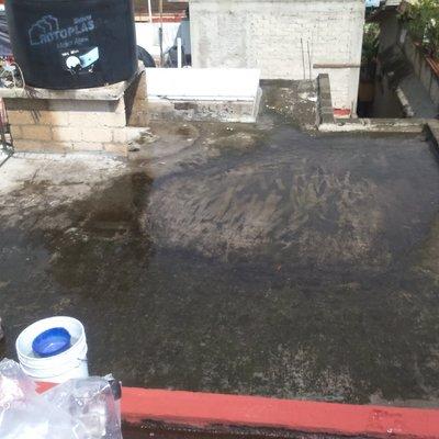 Impermeabilización Xochimilco