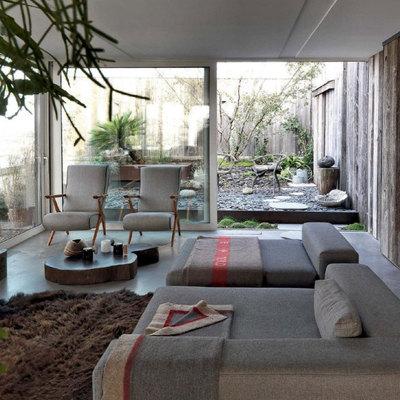 Decoración natural: Troncos y ramas en tu hogar