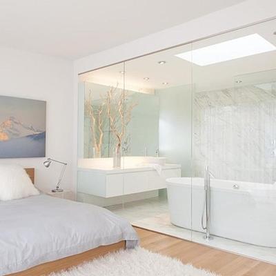 5 dormitorios con baño integrado que te encantarán