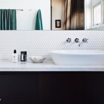 Ideas y fotos de lavamanos suspendido para inspirarte for Lavamanos suspendido