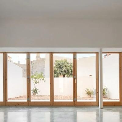 Aluminio, madera o PVC: Cuál es el material ideal para tus cerramientos